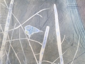 Detail (iv) - Autumn Harvest
