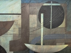 Detail (ii) - Harbour view